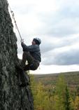 Альпинизм скалы Полярного Урала