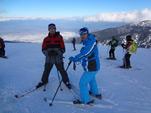 Активный отдых Горные лыжи