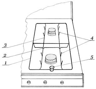 Решётка для газовой плиты